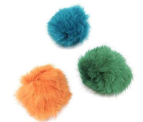 Picture of Bat Arounds Fur Balls 3 Pack