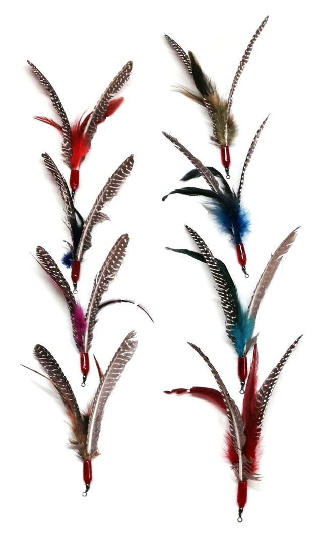 Coolcybercats Store Da Bird Guinea Feather Refill