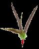 Picture of Da Bird Guinea Feather Refill